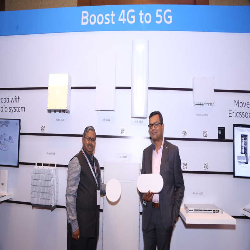 Ericsson launches customized network solutions for the